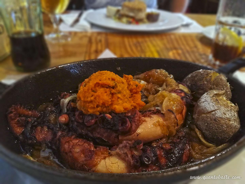 Polvo à Tasca - Restaurante A Tasca
