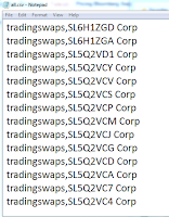 Path: Pricing Bloomberg Swap Manager Transactions with C#