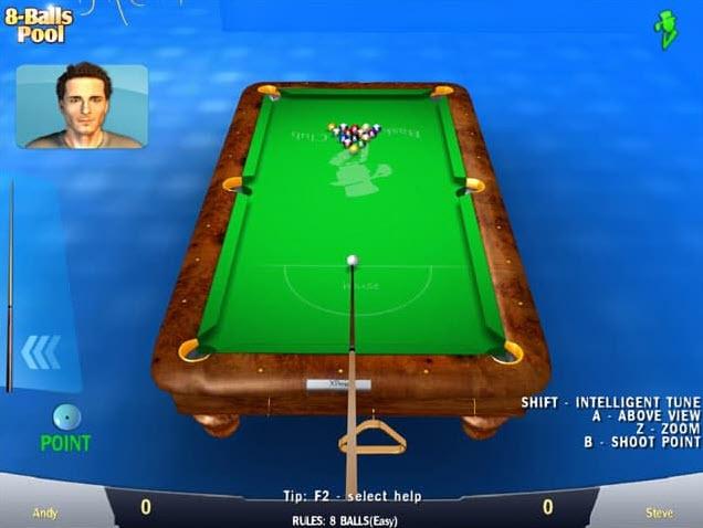 تنزيل لعبة ball pool للكمبيوتر
