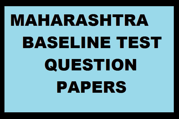 LEAKED Baseline Test Question Papers April 2017 with PDF download