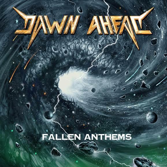 Dawn Ahead cover album