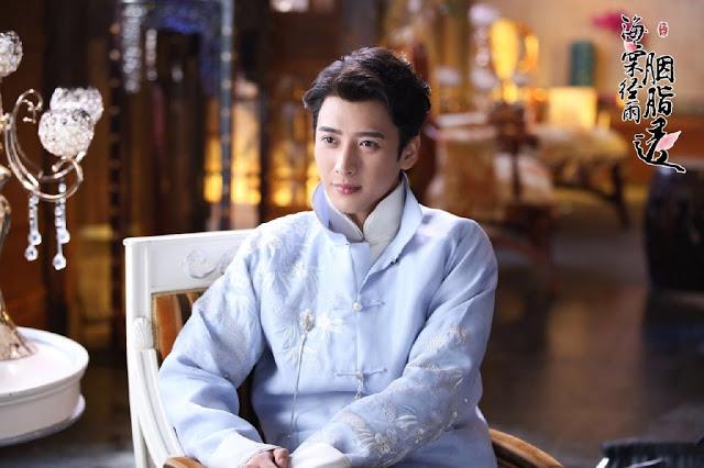Hai Tang Jing Yu Yan Zhi Tou Ying Hao Ming