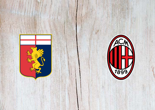 Genoa vs Milan -Highlights 16 December 2020