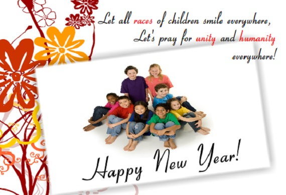 greetings with happy new year wishes