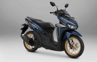Wah Ada Varian Warna Baru New Honda Vario 125