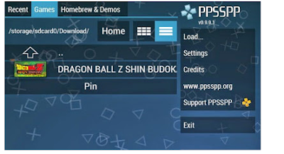 Tutorial PPSSPP : Cara Main Game PS2 Di Android Tanpa Root