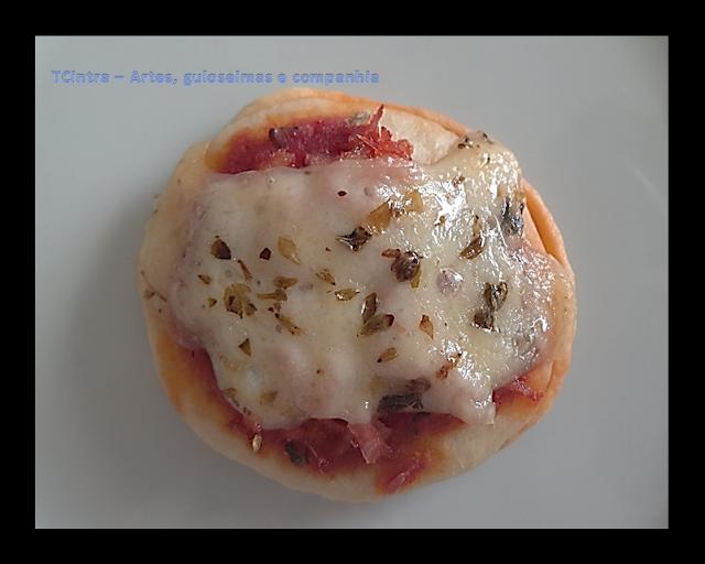 massa de pizzas; massas; pizza; faça sua mini pizza.