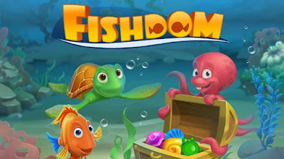 Fishdom: Deep Dive MOD (Coins/Gems/Ad-Free) APK for Android
