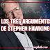 Los tres argumentos refutados de Stephen Hawking contra Dios