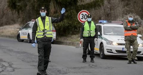 A fertőzöttek és a gyógyultak száma is nőtt Szlovákiában, éjféltől részleges kijárási tilalom lép életbe