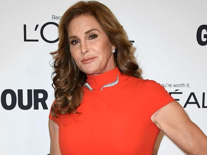Just In: Caitlyn Jenner Announces She's Running For Governor...