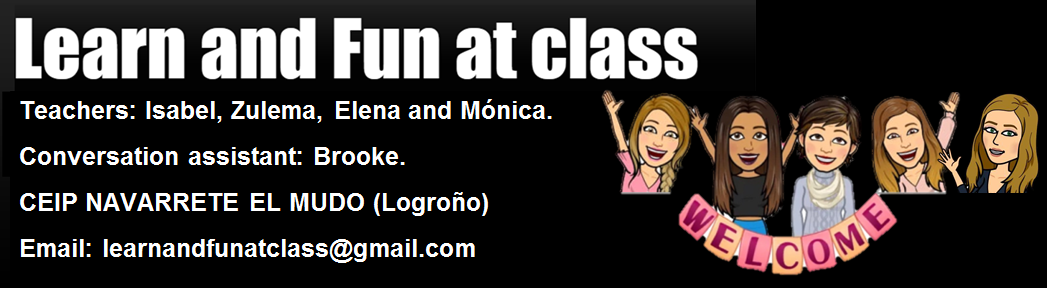 Learn and Fun at class