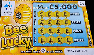 £1 Bee Lucky