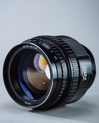 Jenis Lensa keren untuk model