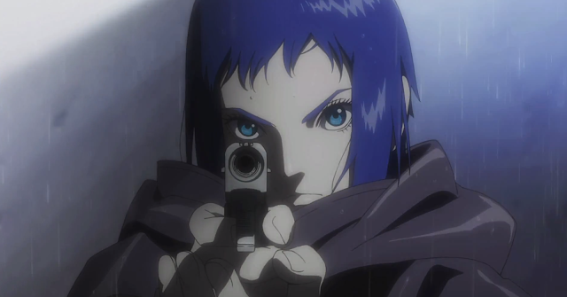 Ghost in the Shell Arise Border Movie 3: Ghost Tears Subtitle Indonesia