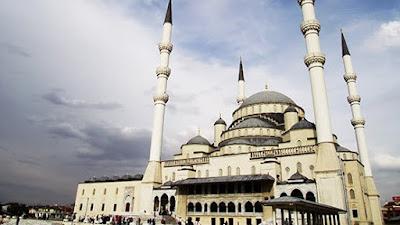 Thăm thủ đô Ankara của Thổ Nhĩ Kỳ