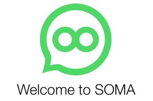 تحميل تطبيق SOMA Messenger للمحادثة الصوتية ومكالمات ڤيديو بدقة عالية المنافس لتطبيق WhatsApp واتساب