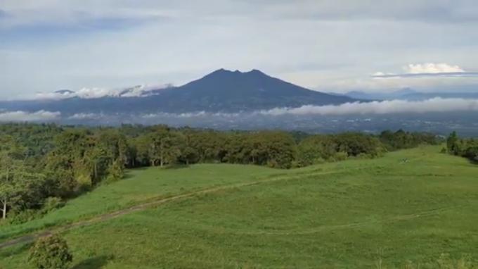 Taman Sabana, Surga Tersembunyi di Cibedug