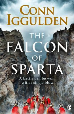 Review: The Falcon of Sparta by by Conn Iggulden