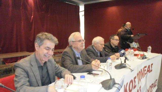 Τι είπε ο Υπουργός Αγροτικής Ανάπτυξης και Ανασυγκρότησης Ευάγγελος Αποστόλου στην Τρίπολη