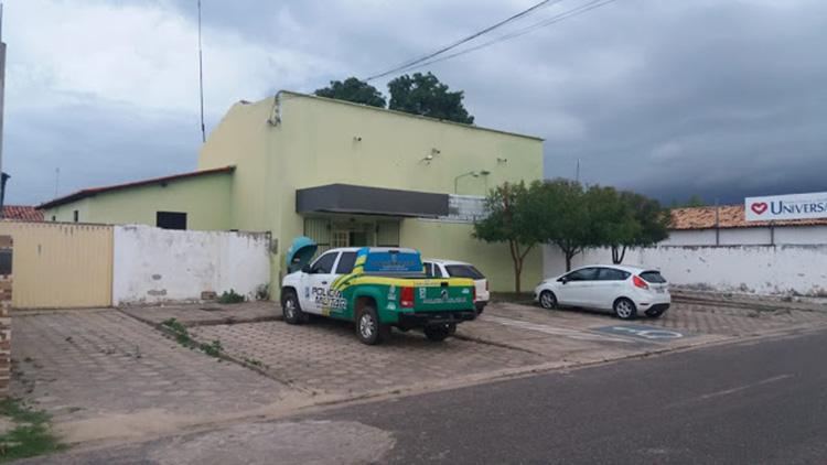 Homem é detido por desacatar funcionários públicos em Buriti dos Lopes