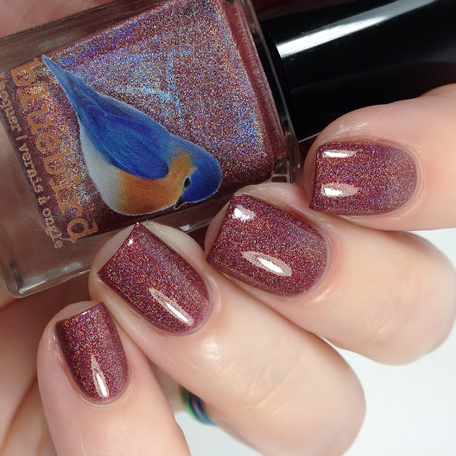 Bluebird Lacquer-The Rum Shaker