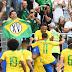 Brasil mantém tabu, elimina o México e avança para as quartas de final