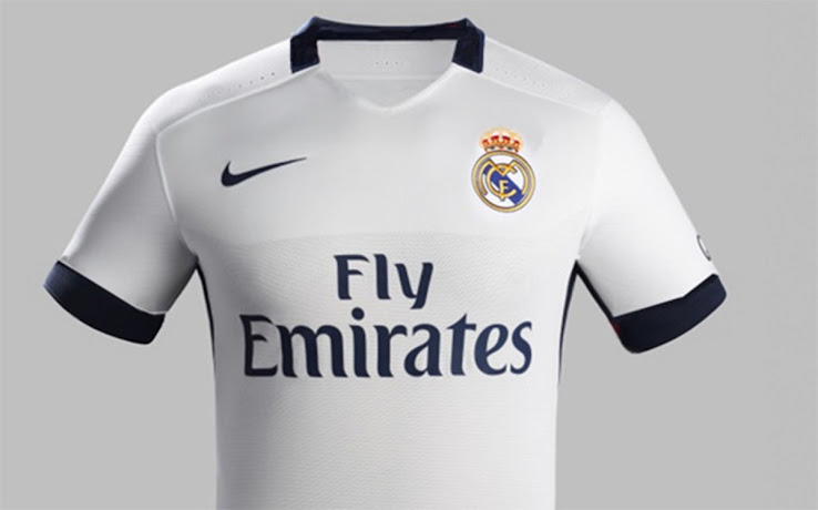 low priced 64fbb 07a65 Real Madrid to Sign Record-Breaking Nike Kit Deal? - Footy ...