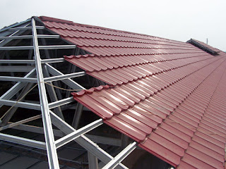 harga pasang atap baja ringan