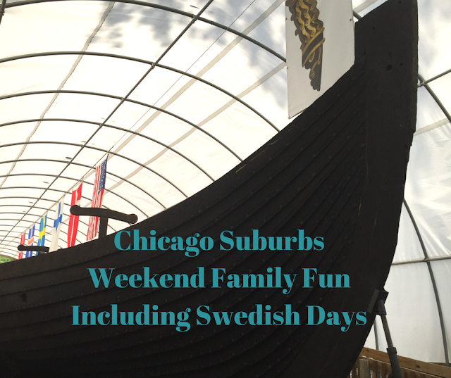 Chicago Suburbs Weekend Family Fun