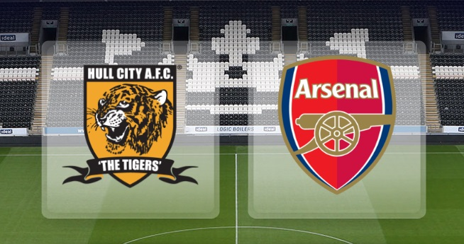 Arsenal to rest seven players ahead of FA Cup game against Hull City