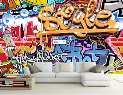graffiti tapet ungdomstapet pojktapet cool tapet fondtapet