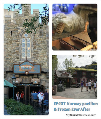 A Look at the EPCOT Norway Pavilion and Frozen Ever After