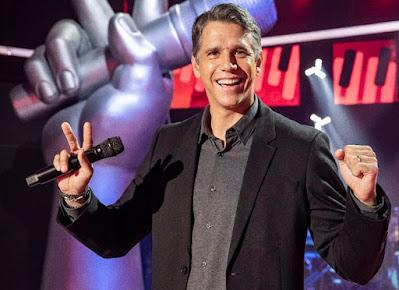 Marcio Garcia no The Voice Kids