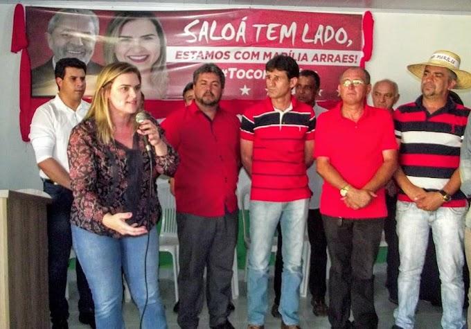 Associação saloaense receberá um trator oriundo de emendas da deputada Marília Arraes