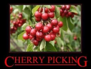 Cherry Picking D20