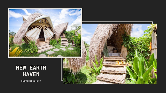 new earth haven bali accommodation