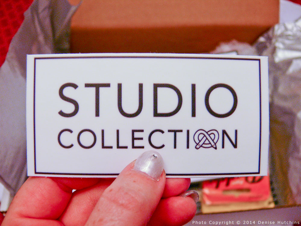 Studio Collection Sticker