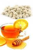 teh jahe obat batuk tradisional/alami