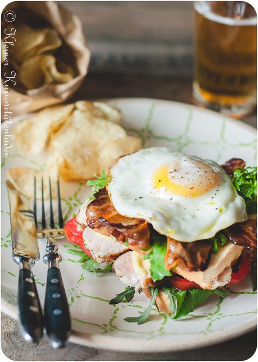 NY Club Sandwich