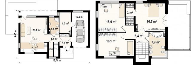 домокомплект каркасного дома