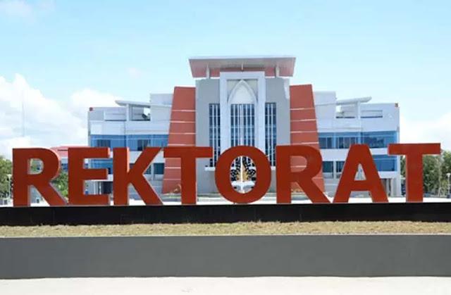 Daftar Perguruan Tinggi Negeri di Provinsi Gorontalo