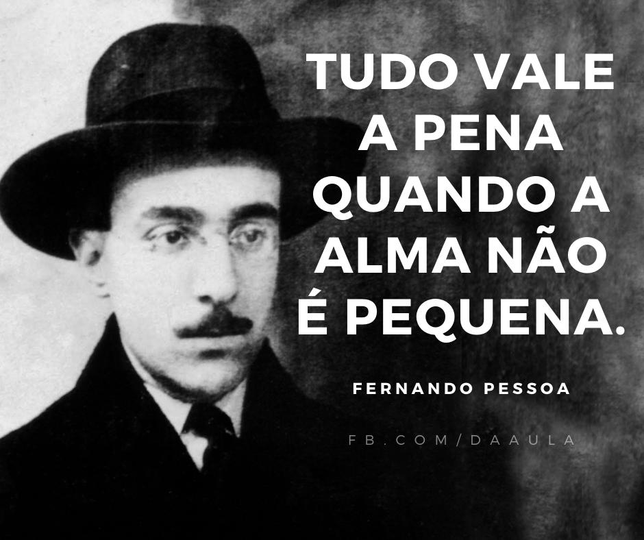 Quem foi Fernando António Nogueira Pessoa