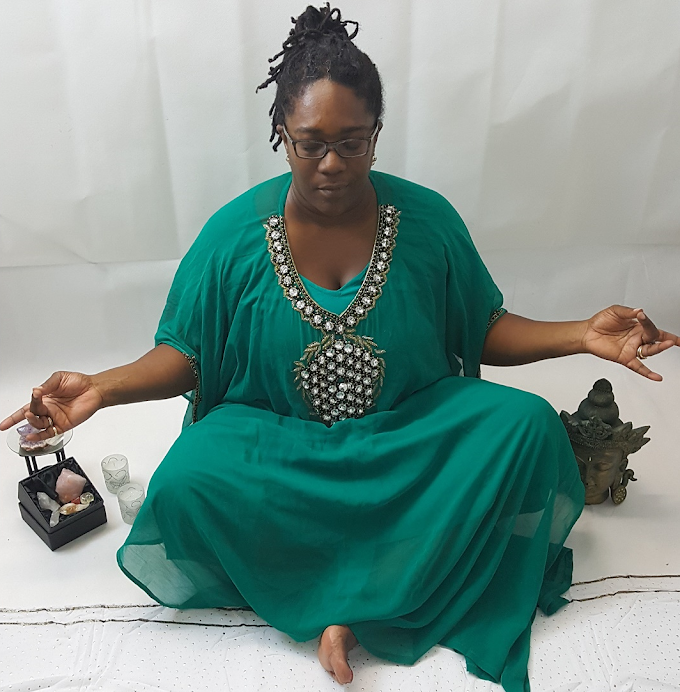 Peace Within Creates Peace With-Out: One-on-One Meditation classes with Mavis Wenham of ANKH Place