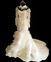 Gaun Putih 7a-003