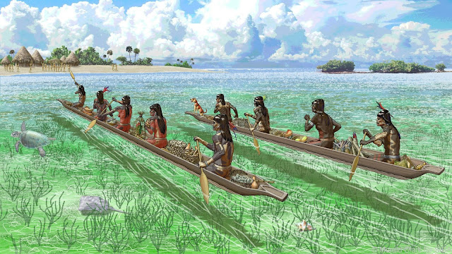 Ancient DNA retells story of Caribbean's first people, with a few plot twists