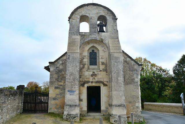 église Rochemenier