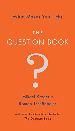 The Question Book - What Makes You Tick?