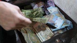 سعر صرف الليرة السورية مقابل العملات والذهب الأربعاء 14/10/2020