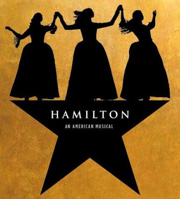 Schuyler Sisters Hamilton poster